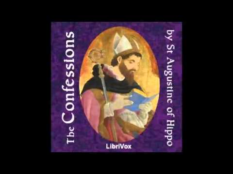 The Confessions (Pusey translation)  (FULL Audiobook)