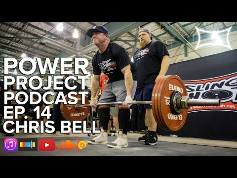 "Power Project EP. 14 - Chris ""Boar"" Bell"