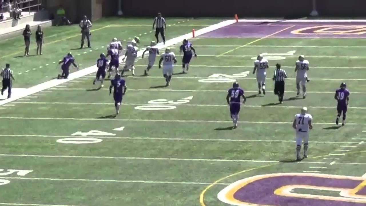 Willamette University Football vs Cal Lu Highlights 2014 ...