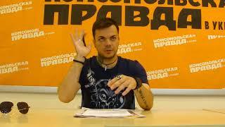 """Победитель 18 сезона """"Битвы экстрасенсов"""" Каин Крамер (часть 1)"""