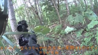 十面沢フィールド  テストゲーム①