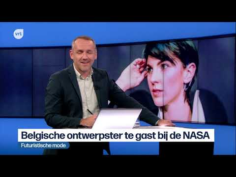 National television (VRT news) in Belgium : Houston we have a Jasna.