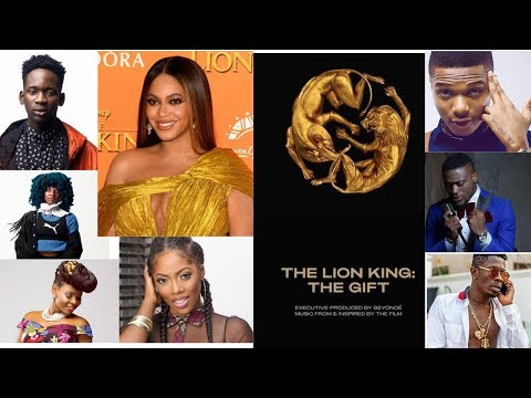 Beyonce Features  Many African Artists on Her New Album , Sends Love Message to Africa