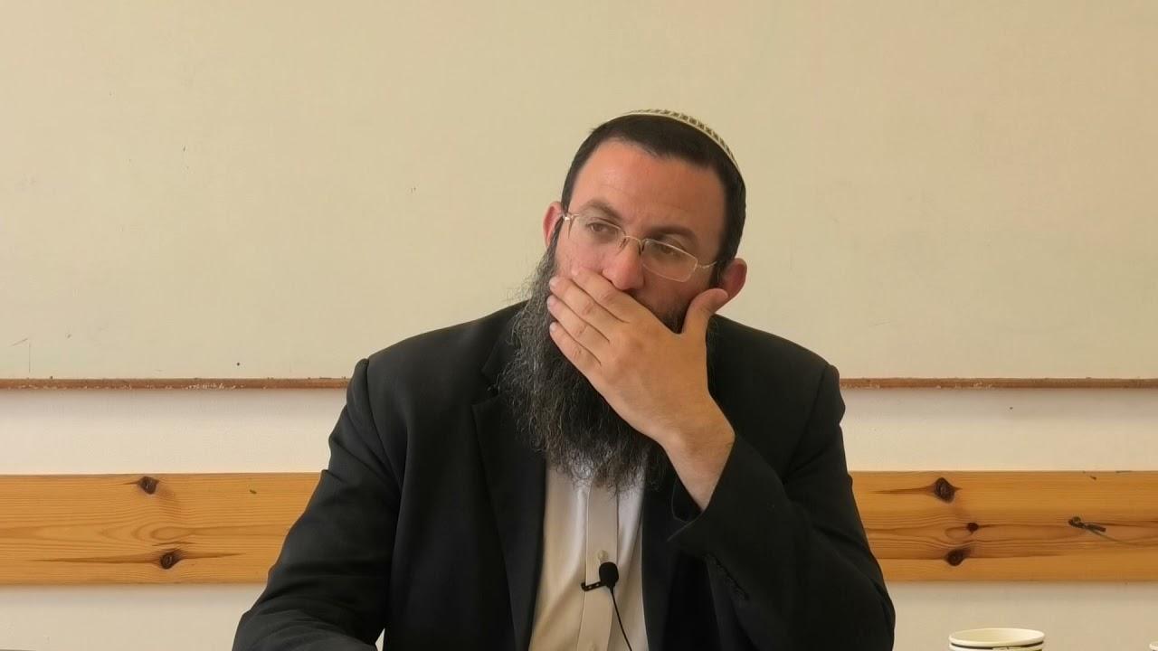הלכות בונה סימן שיד סעיפים ז-ח. הרב אריאל אלקובי שליט''א