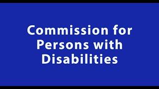 West Hartford Commission for Persons with Disabilities Virtual Meeting of May 3, 2021