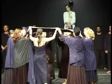 AESCHYLUS PROMETHEUS BOUND Α΄ STASIMON  Theatre Erineos- Greece