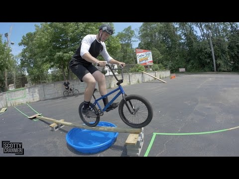 Thumbnail: BMX OBSTACLE COURSE!
