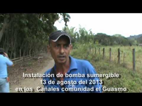intalacion de la bomba sumergible en el guasmo thumbnail