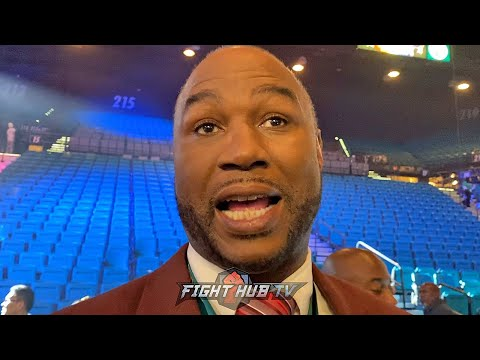 """LENNOX LEWIS REACTS TO TYSON FURY'S TKO WIN OVER DEONTAY WILDER """"I WASNT SURPRISED!"""""""