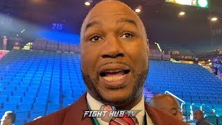 "LENNOX LEWIS REACTS TO TYSON FURY'S TKO WIN OVER DEONTAY WILDER ""I WASNT SURPRISED!"""