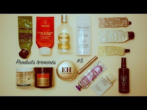 Produits terminés / Empty products #5