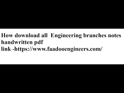 how to download engineering books for free
