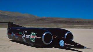видео Самый быстрый автомобиль в мире 1600км/час