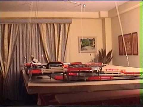Maqueta en techo Slot NINCO