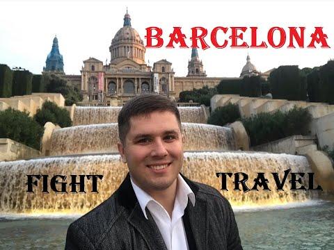 Visca El Barca!!! Достопримечательности Барселоны!!!