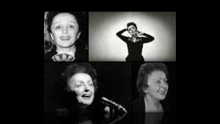 Edith Piaf - Une valse