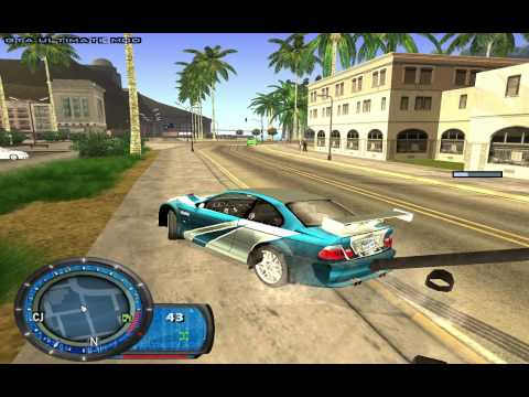 GTA San Andreas Ultimate MOD 2012