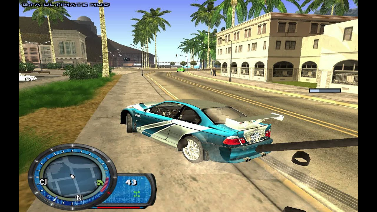 Gta San Andreas Car Game Modding