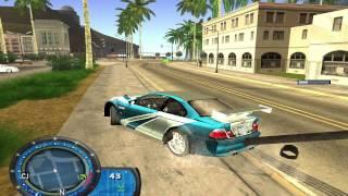 GTA San Andreas Ultimate MOD 2012