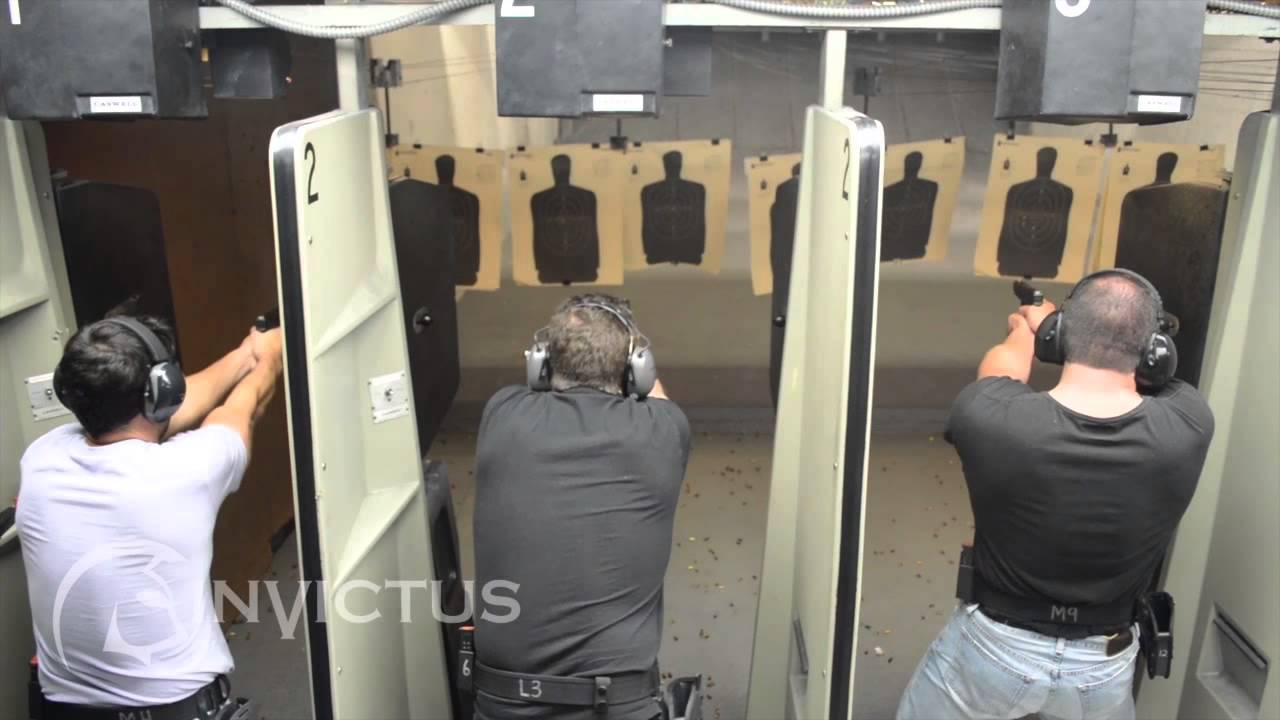 Statewide Firearms G Course | Armed Security Class