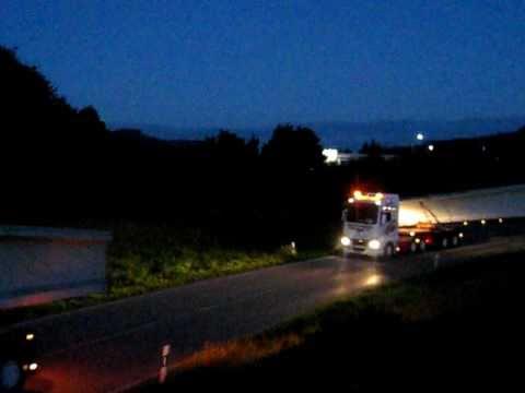 Schwertransport spedition koch ratshausen dachbinder 2 for Koch ratshausen
