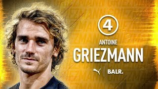 Up Close and Personal with Antoine GRIEZMANN