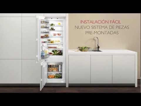 frigorficos integrables neff fcil instalacin youtube