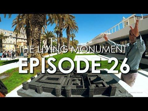 THE LIVING MONUMENT | EPISODE 26 | VLOG | DISCOVER SPLIT PROJECT | ParaMeetsWorld