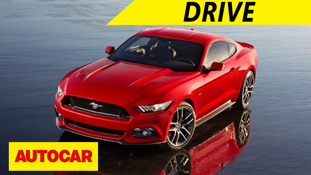 Ford Mustang Gt India Drive With Shapur Kotwal Autocar