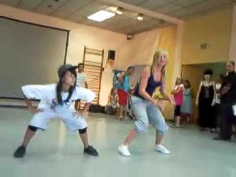 Hip-hop Sandra