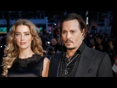 EXCLUSIVE: Johnny Depp's Hand Injury Happened During Argument With Amber Heard in March 2015