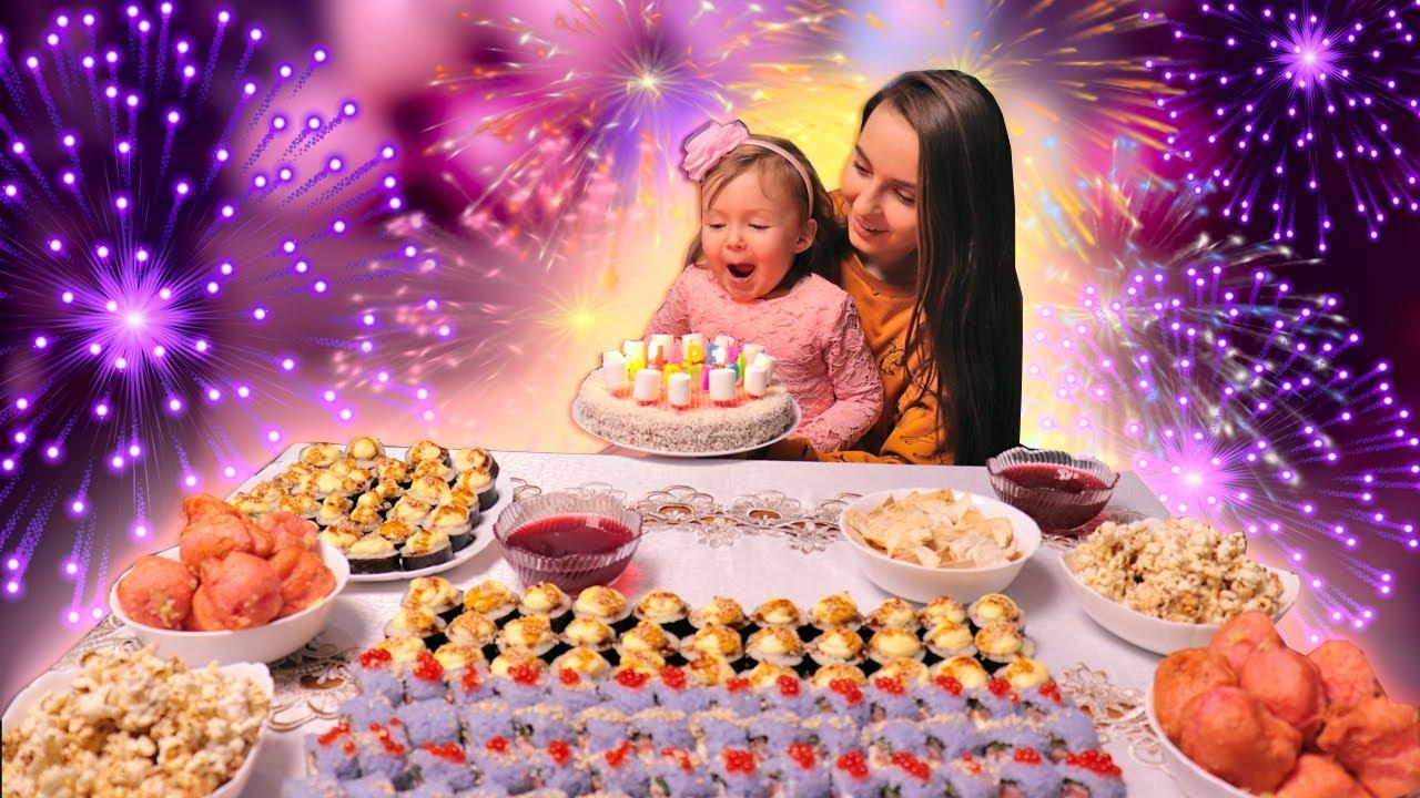 Готовлю праздничный стол для ПРИНЦЕССЫ, детское праздничное меню по рецептам 3-летней племянницы.