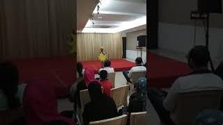 Sun Dress and performance in MVM International School
