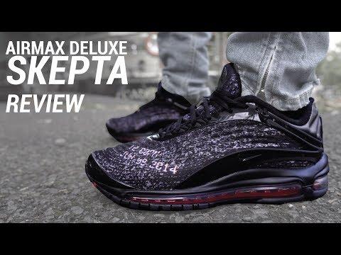 Nike Air Max Deluxe Skepta Review YouTube