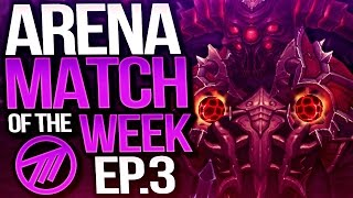 Arena Match of the Week #3 ft. Cdew, Snutz & Smexxin