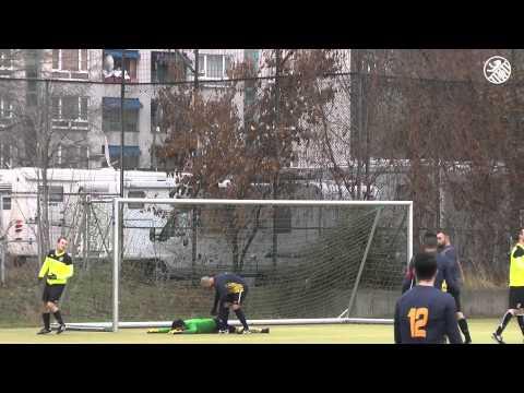SC Minerva - SC Borussia Friedrichsfelde (Kreisliga B, Staffel 5) - Spielszenen | SPREEKICK.TV