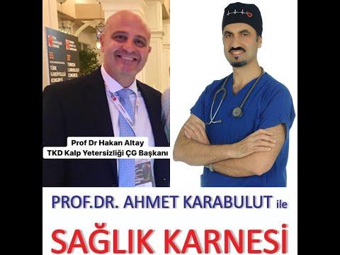 KALP YETERSİZLİĞİ (EN TEMEL BİLGİLER) - PROF DR HAKAN ALTAY - PROF DR AHMET KARABULUT