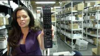 Original Sharp RRMCGA890WJSA 3D TV Remote Control (GA890WJSA) - $5 Off Coupon Code! - New!