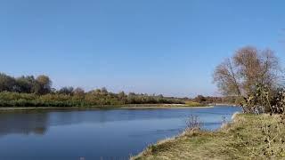 Проверка востоновленой втулки гребного винта Рыбалка на реке Припять От Припяти такого не ожидали