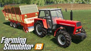 Zbieranie trawy - Farming Simulator 19 | #18