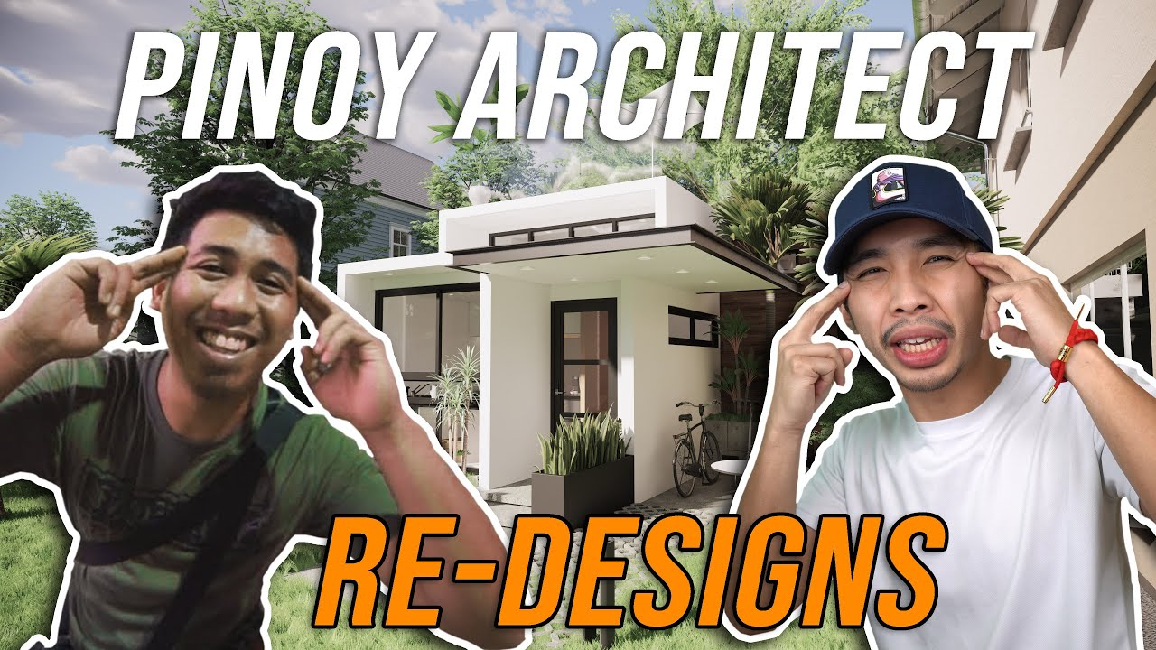 PINOY ARCHITECT REDESIGNS CONG TV NIYUHOME
