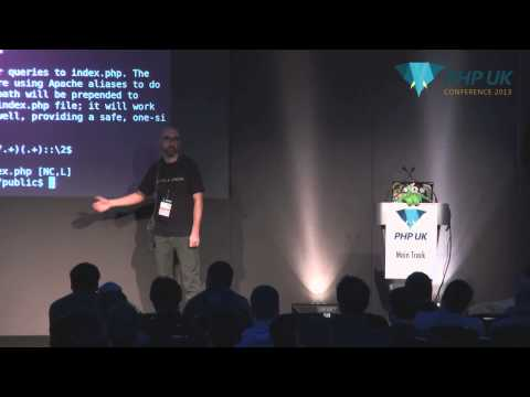 PHP UK Conference 2013