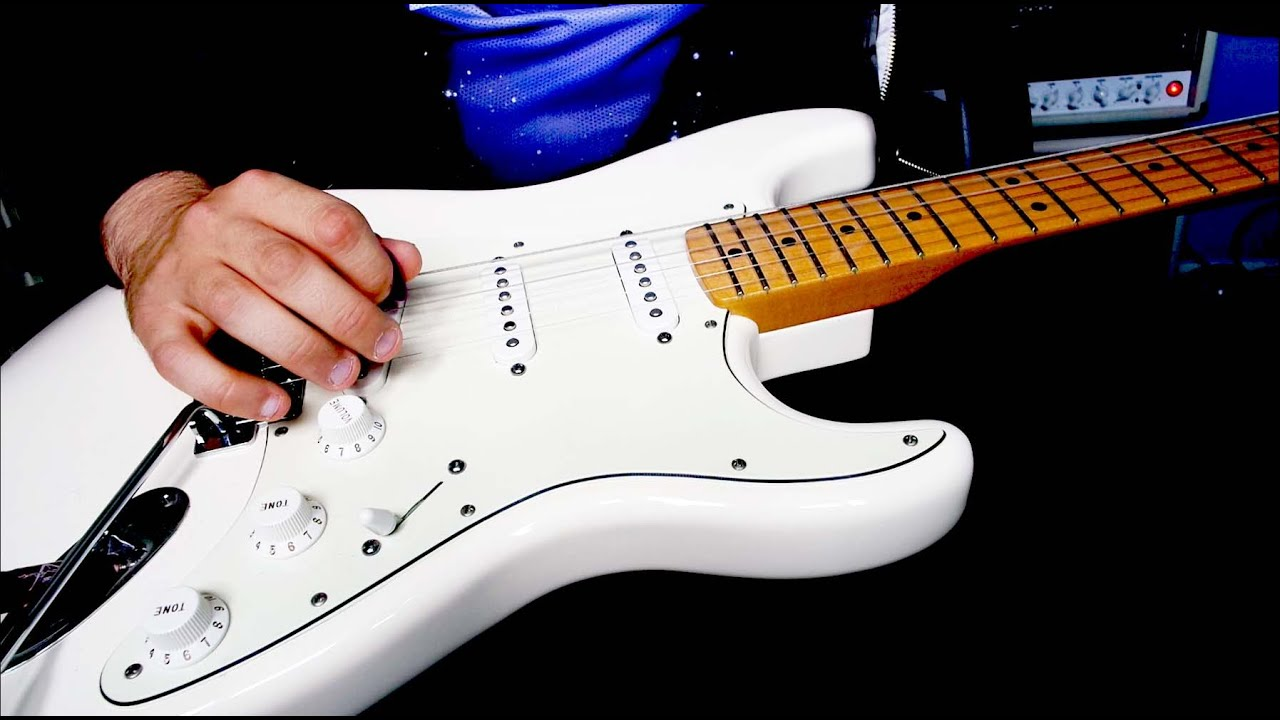 How To Make A Squier Or Mexican Fender Strat Tremolo Stay In Tune