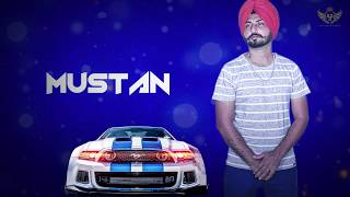 Mustang (Lyrical Song ) Anumulla Jatt | Latest Punjabi Song 2018 | Balle Balle Records