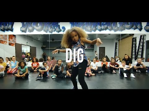 "TT The Artist - ""Dig"" 