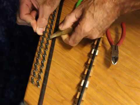 Changing Hammered Dulcimer Strings