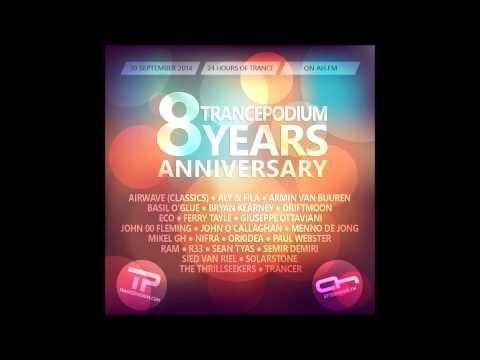 RAM - TrancePodium 8th Anniversary (30.09.14)