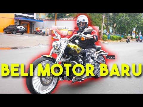 BELI MOTOR BARU BUAT RIDING! Ft Raffi Ahmad & Dyland Pros