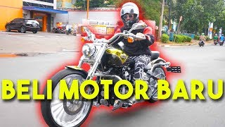 Gambar cover BELI MOTOR BARU BUAT RIDING! Ft Raffi Ahmad & Dyland Pros