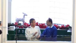 2013聖誕浸禮